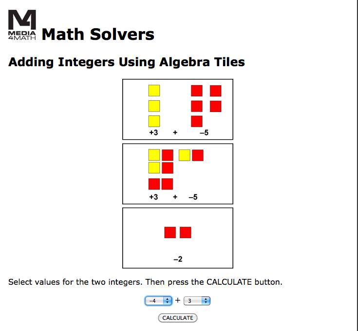 add subtract integers worksheet